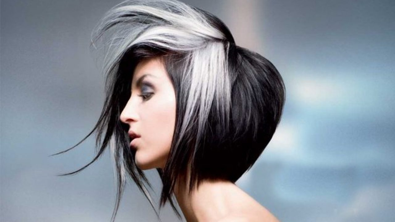15 Black And White Hairstyles - Are You A Fan Of The Salt throughout Black And White Hairstyles