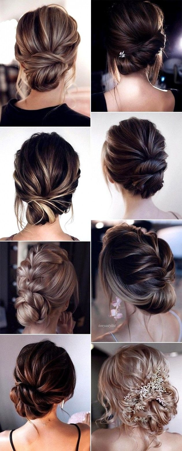 15 Stunning Low Bun Updo Wedding Hairstyles From throughout Wedding Hairstyle For Pregnancy
