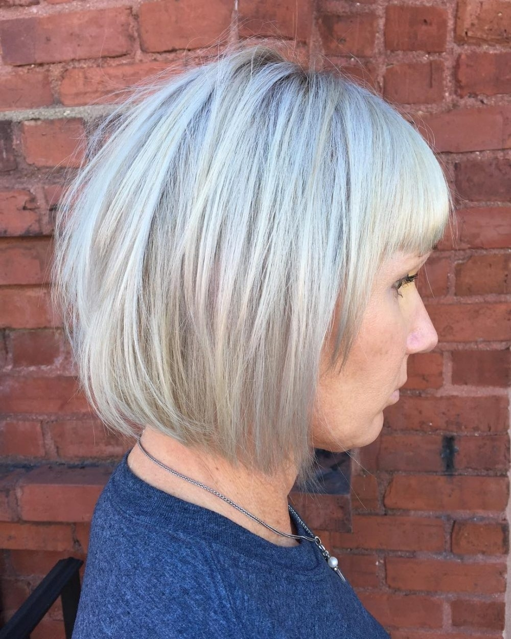 34 Perfect Short Haircuts And Hairstyles For Thin Hair (2019) with Hairstyles For Grey Thin Hair