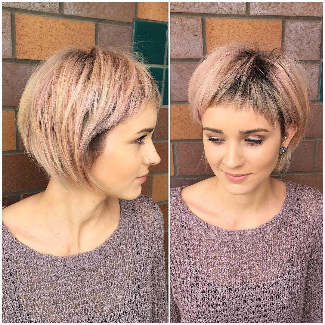 40 Best Short Hairstyles For Fine Hair 2019 intended for Short Haircuts For Very Fine Hair