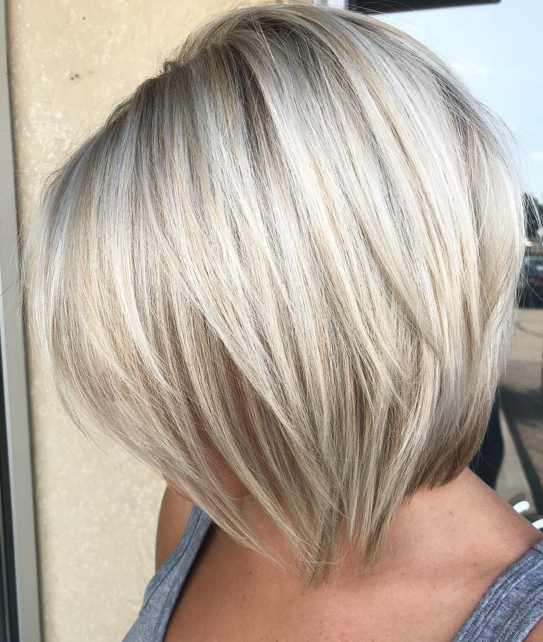 45 Short Hairstyles For Fine Hair To Rock In 2019 inside Hairstyles For Straight Fine Grey Hair
