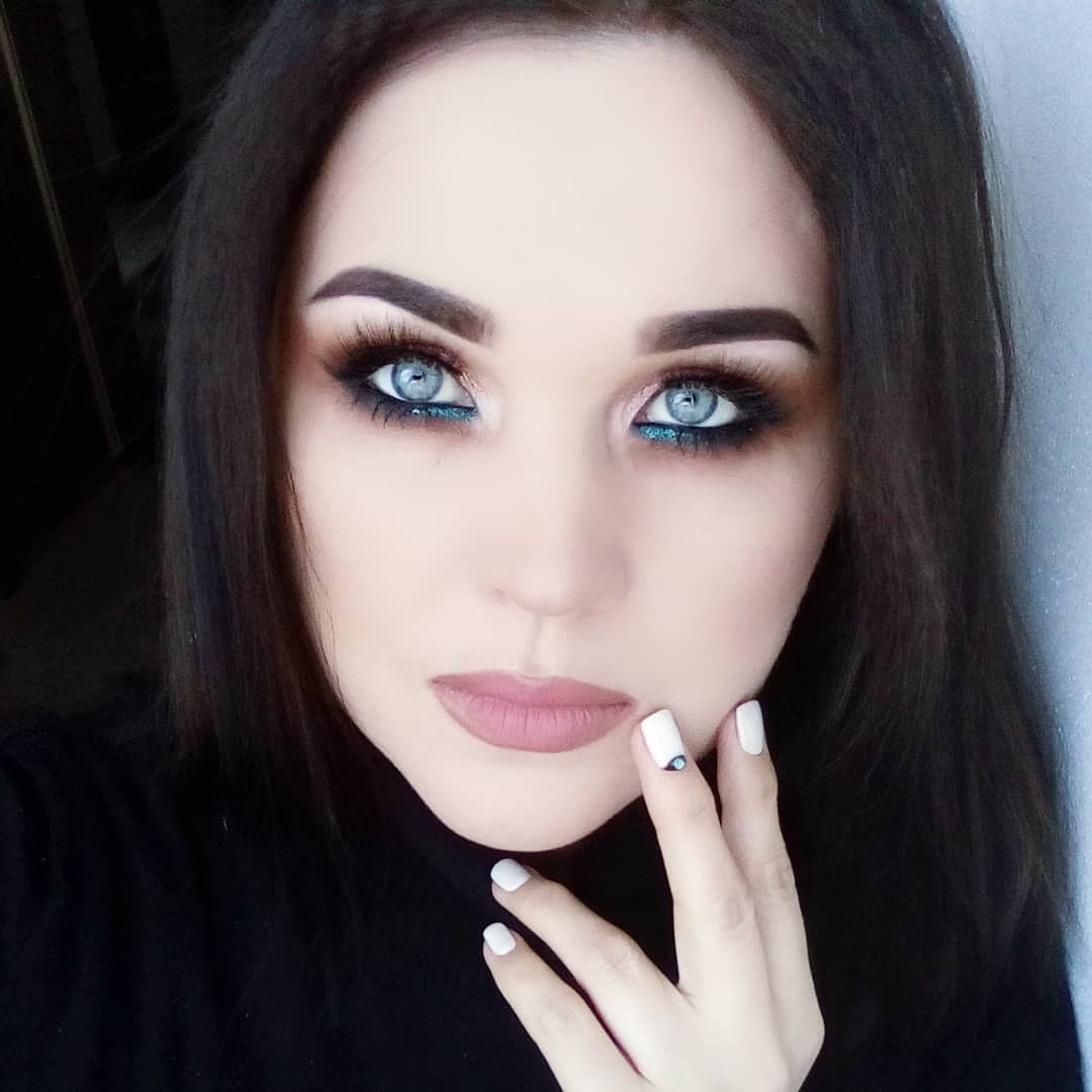 50+ Flattering Ideas Of Makeup For Blue Eyes That Would Make pertaining to Makeup Ideas For Black Hair Blue Eyes