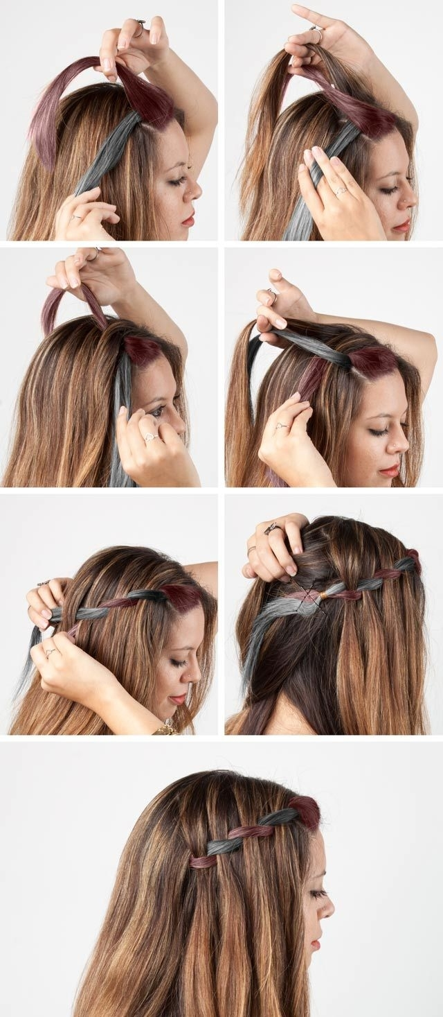 Cute Prom Hairstyles Step By Step - Wavy Haircut