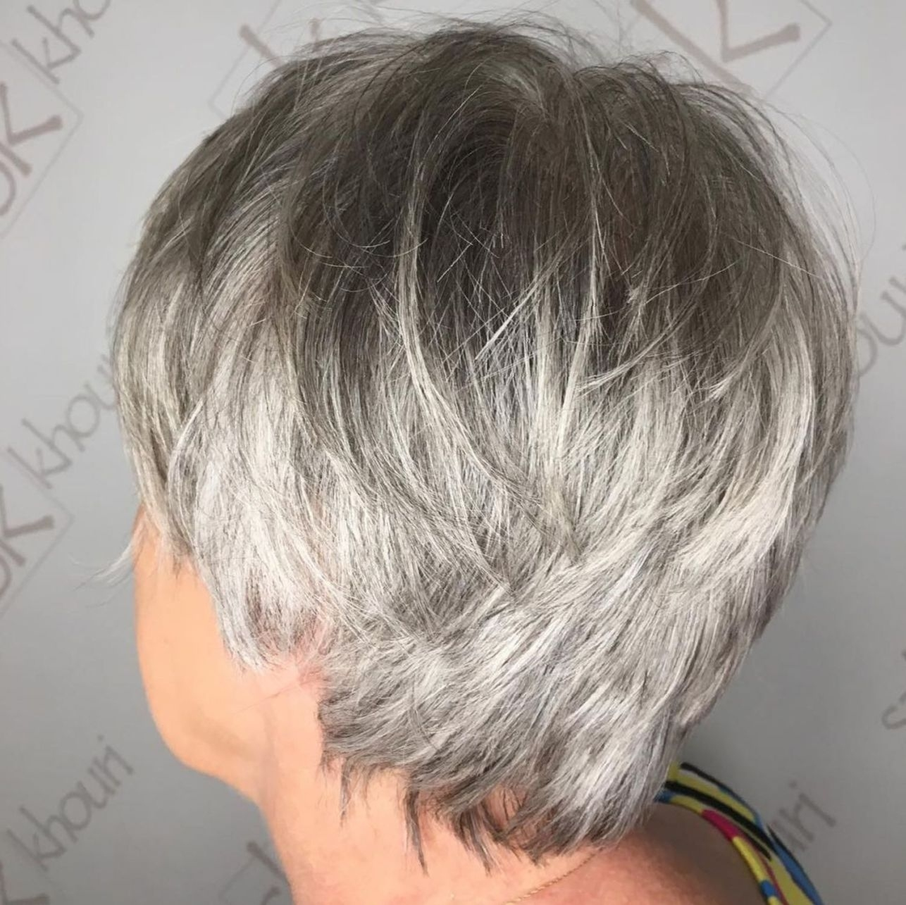 60 Gorgeous Gray Hair Styles | Hairstyles For Seniors In with regard to Hair Styles Fine Grey Hair