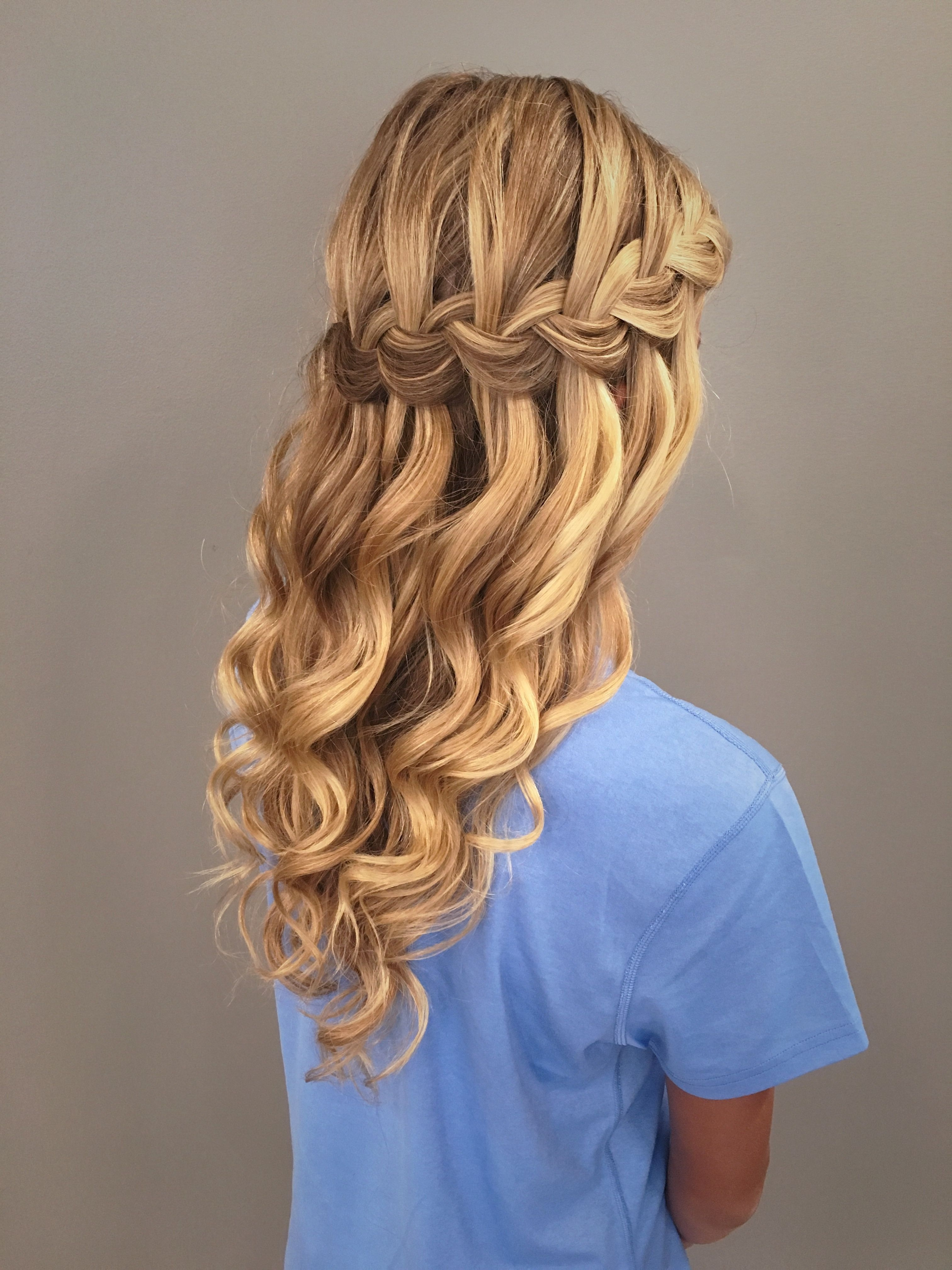 8Th Grade Formal Hairstyles For Short Hair | Graduation Hair for 8Th Grade Formal Hairstyles
