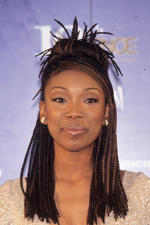 90S Hair For Black Women - Wavy Haircut