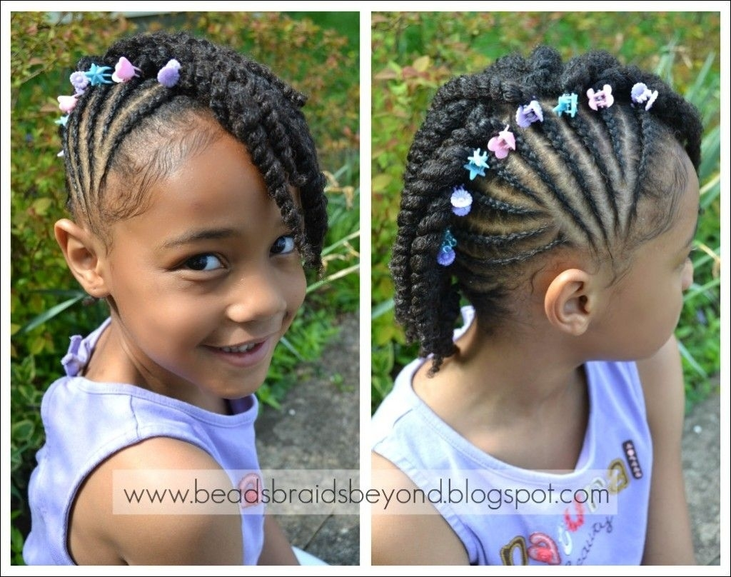 African American Toddler Braided Hairstyles | Galleryhip inside Two Yearold Afraiamericanhair Style