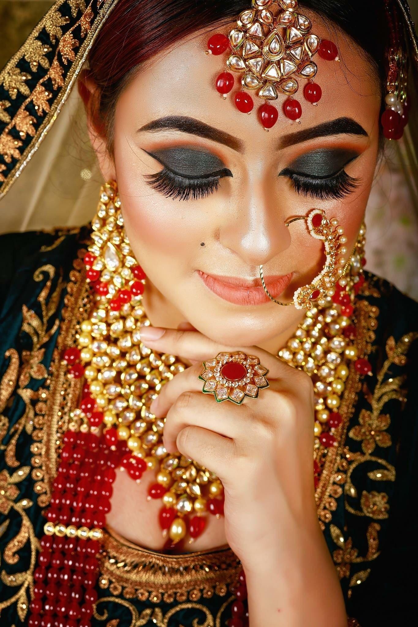 Airbrush Makeover By Chesta | Airbrush Makeup, Hd Makeup throughout Bridal Makeup Hd Pic