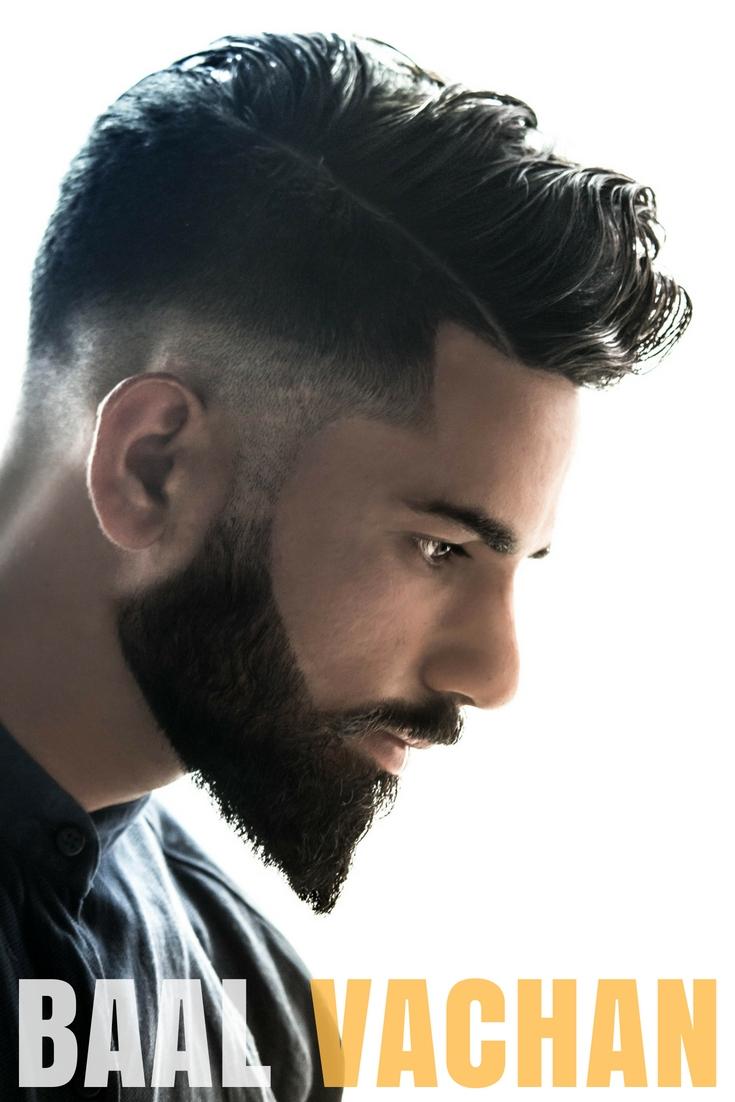 Beard Styles Shape Trimmed For Men -Indian Beard Styles For intended for Indian Hairstyle And Beard