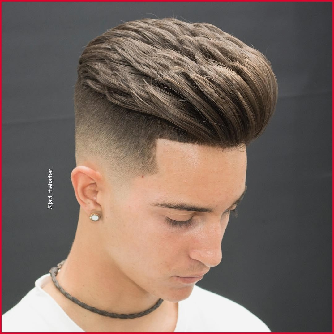 indian hairstyle in boy - wavy haircut