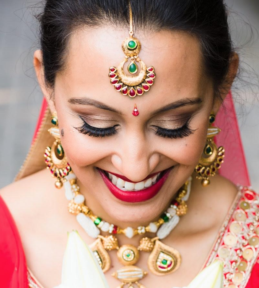 Chicago Indian Makeup And Hair Artists   Diem Angie Co. in Indian Hair And Makeup Artist Chicago