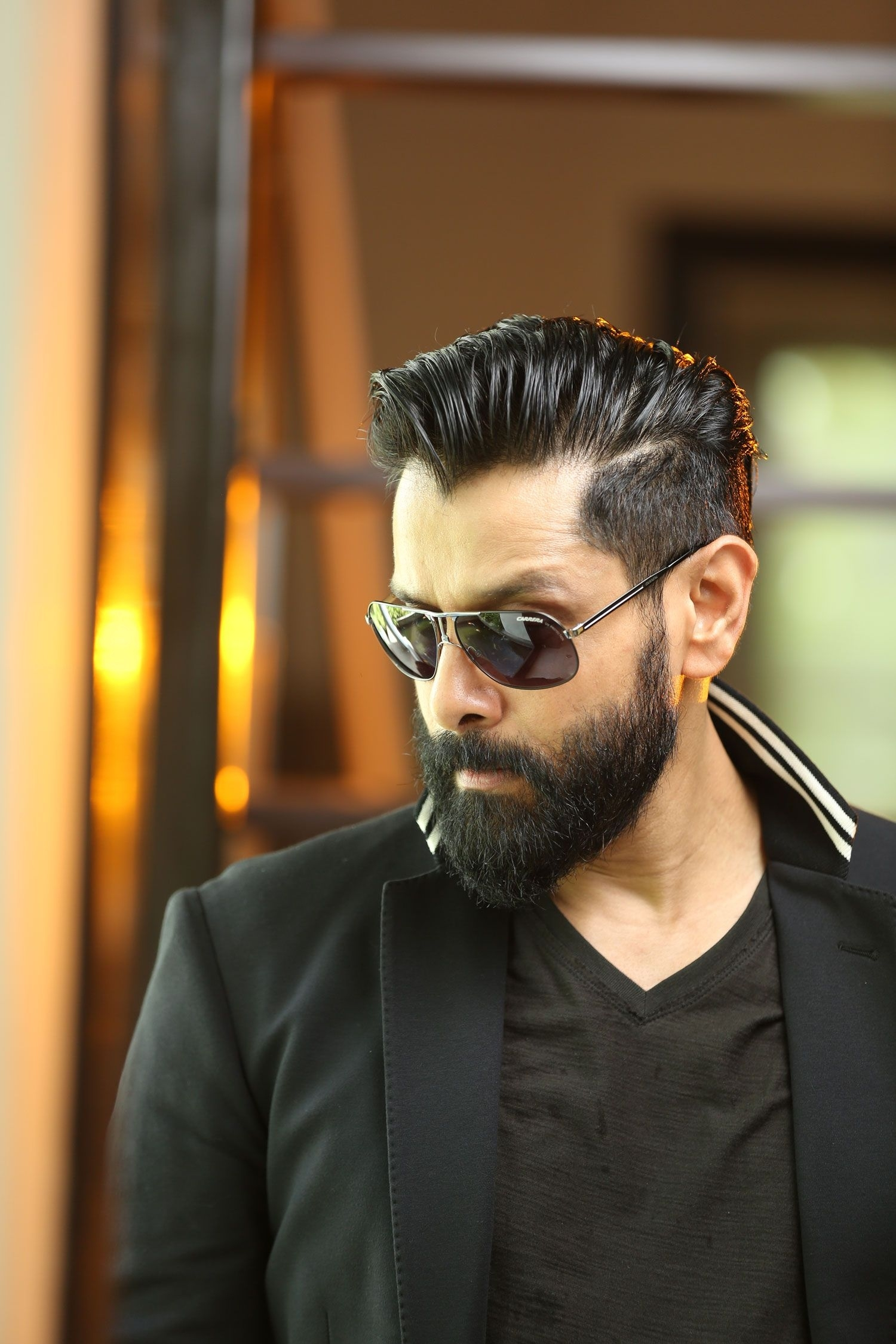 Chiyaan Vikram Latest Photo Shoot Stills | South Indian within South Indian Actors Hairstyle
