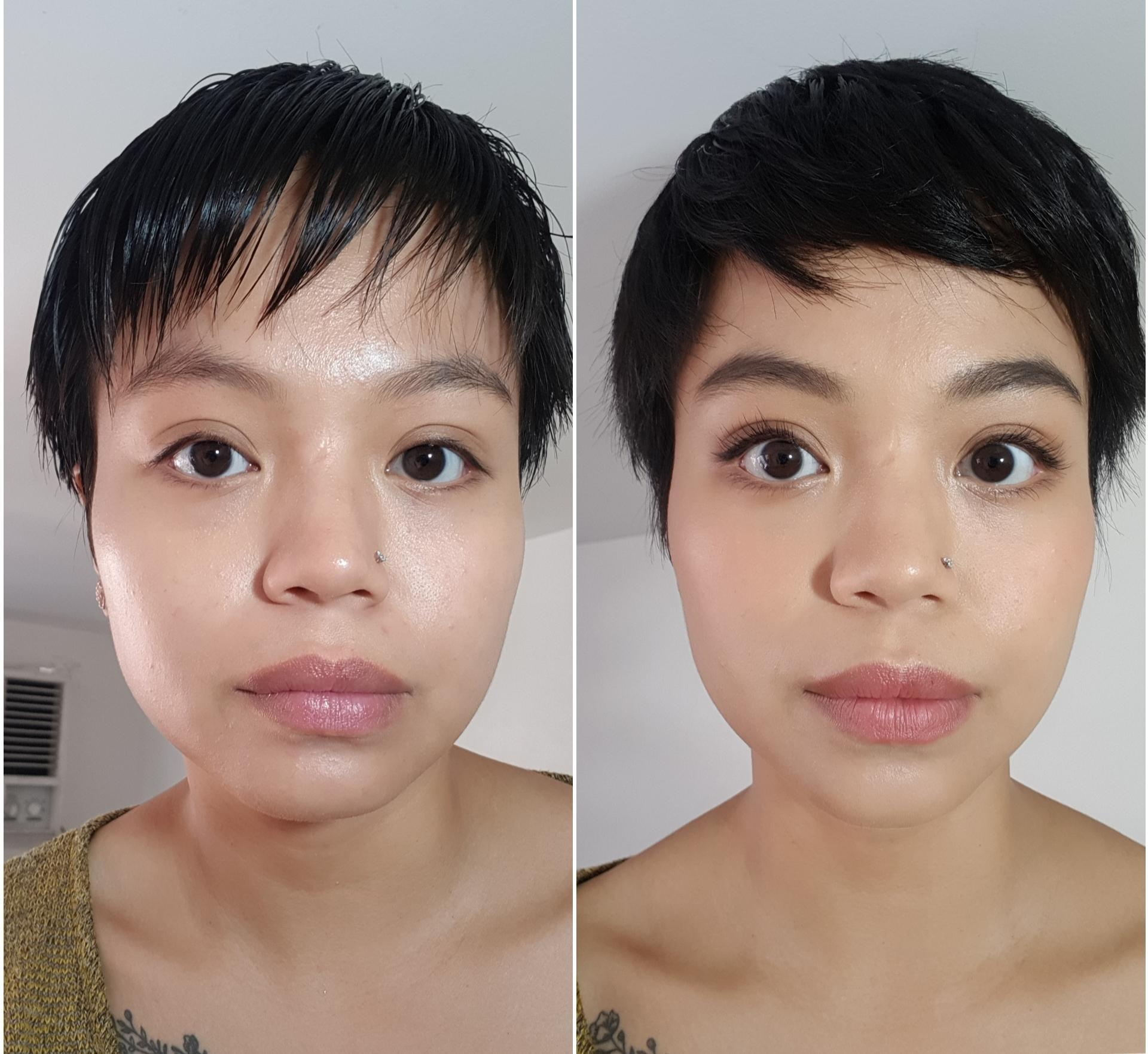 Makeup Before And After Asian Reddit Saubhaya Makeup