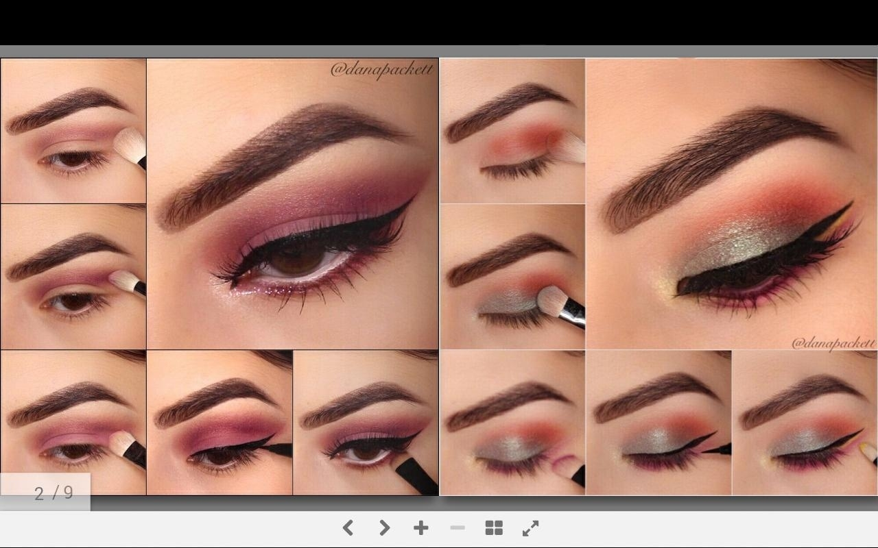 Eye Makeup Tutorial For Android - Apk Download within Eye Makeup Pictures Download