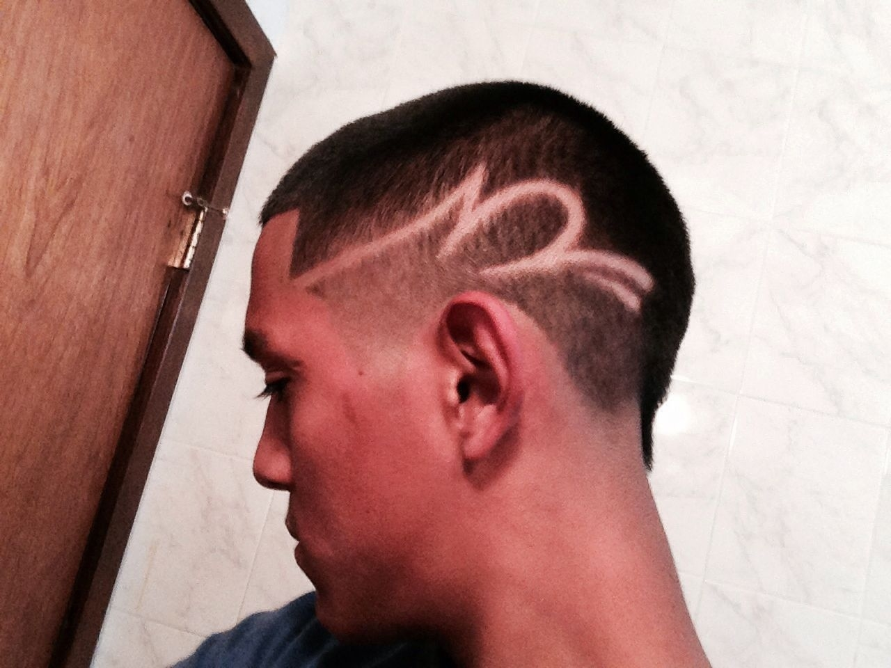 Got My Own Haircut! #coolest#design | Men's Haircuts! | Hair within Can I Design My Own Haircut