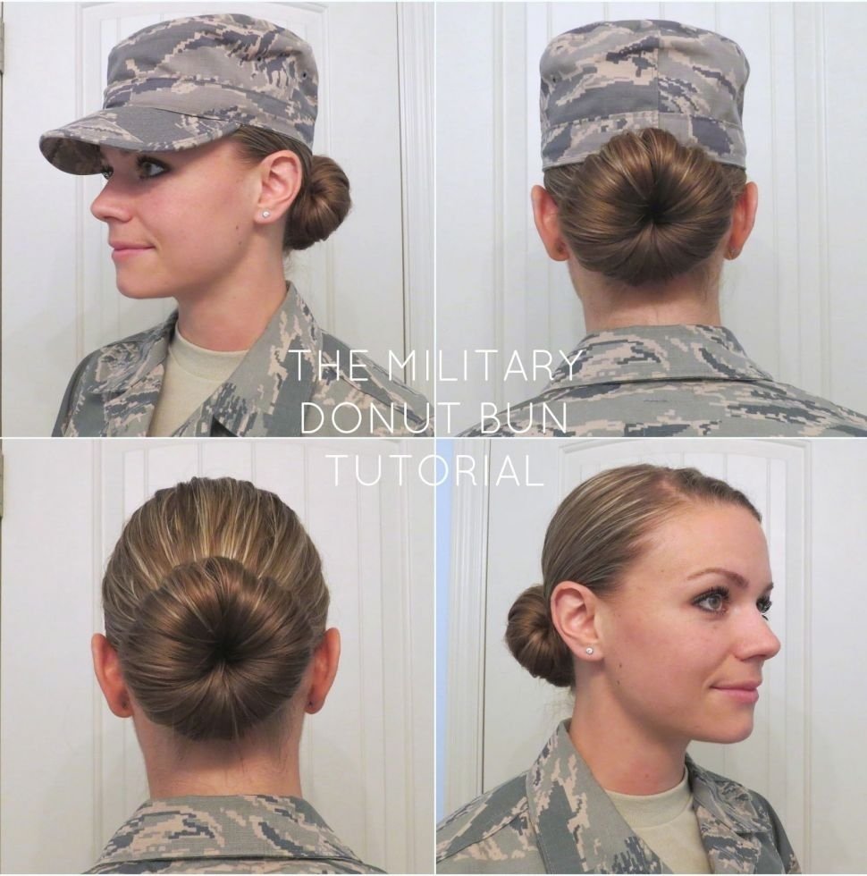Hairstyles : Female Army Haircut Military Hairstyles For throughout Army Haircuts For Women