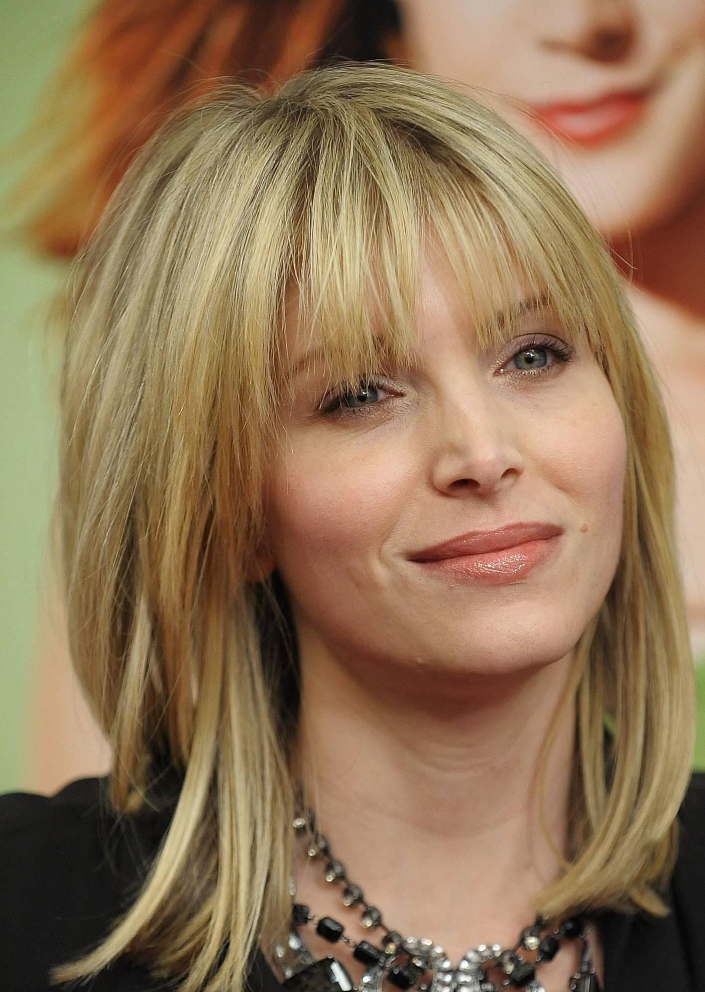 Hairstyles For Women Over 40   Hair   Medium Hair Cuts inside Over The Shoulder Hair Cut