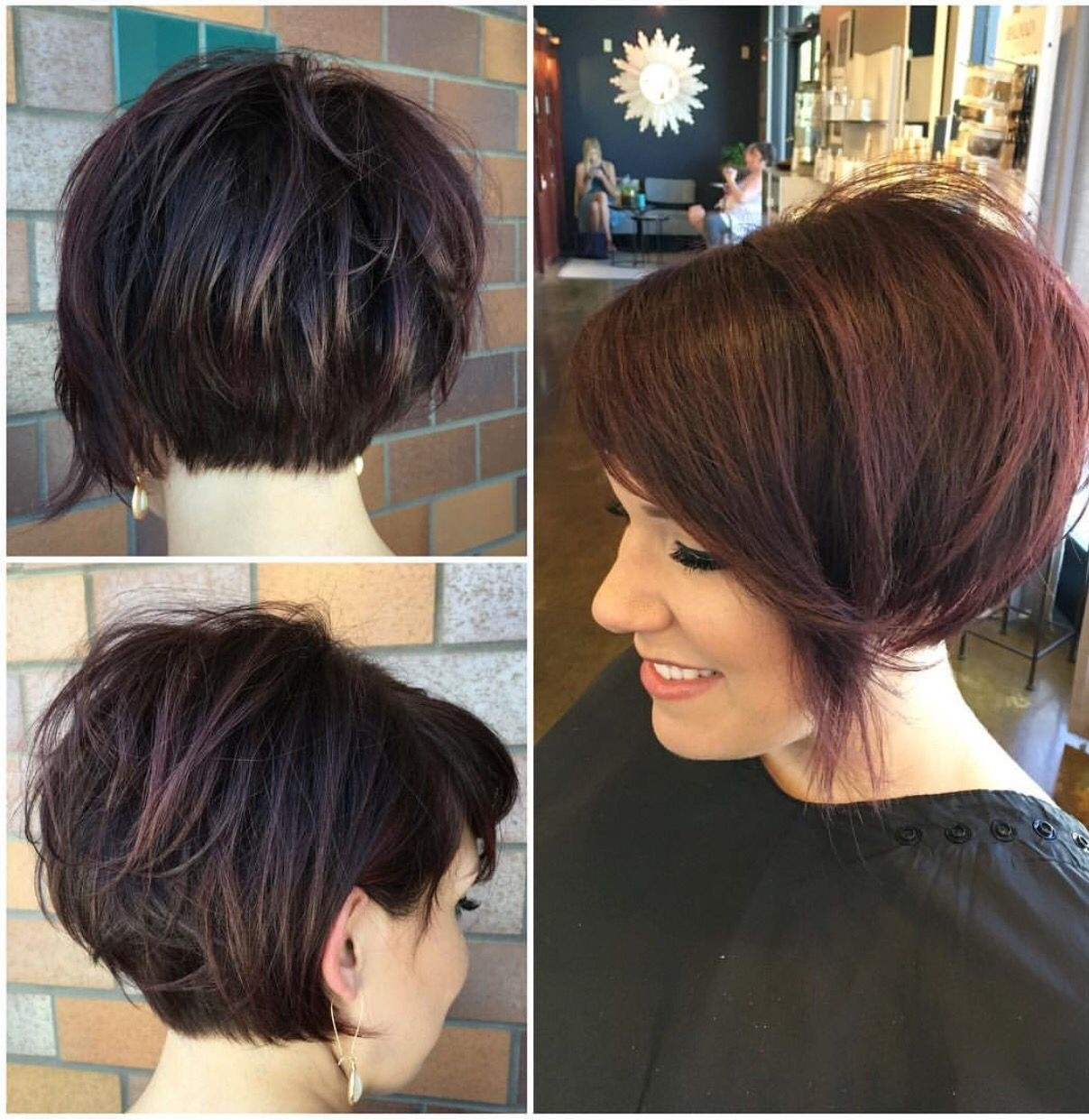 If I Decide To Grow Out My Undercut | Hair ❤️ | Short Hair intended for Cutting The Undercut To Make A Bob