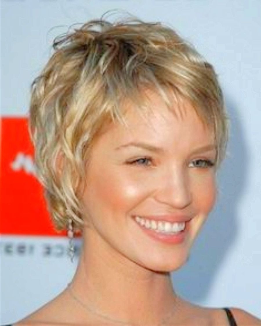 short hairstyles for women over 60 with glasses Archives