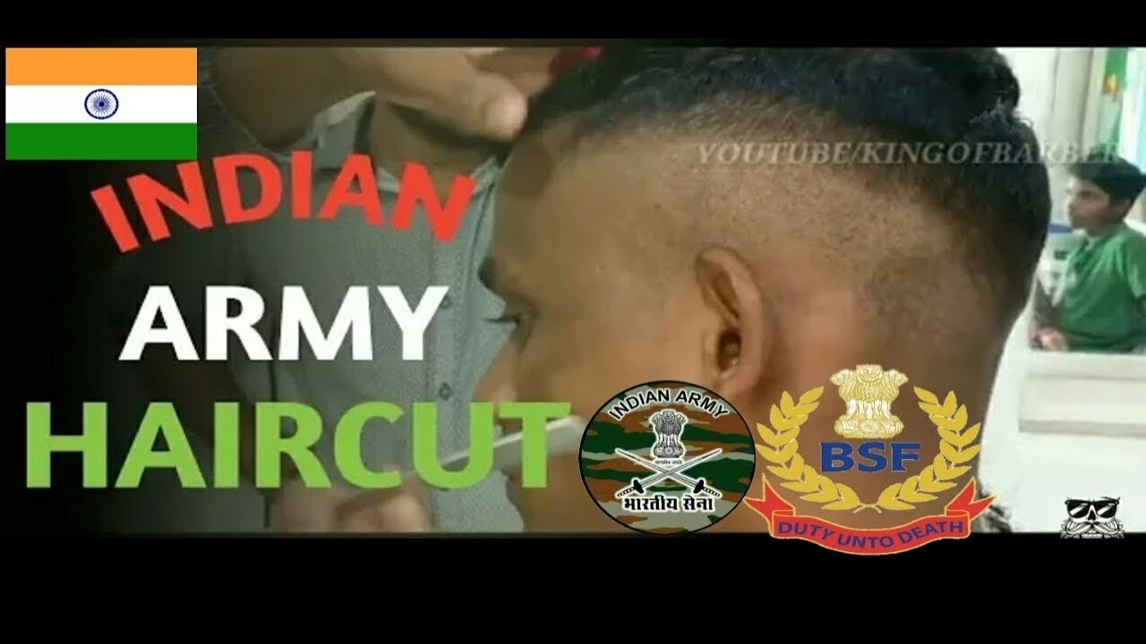 Indian Army Haircut Video Wavy Haircut