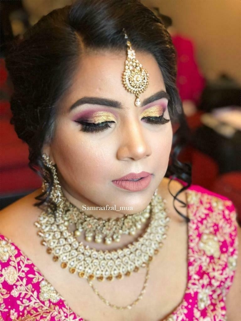 Indian Hair And Makeup Artist West London   Saubhaya Makeup for Indian Hair And Makeup London