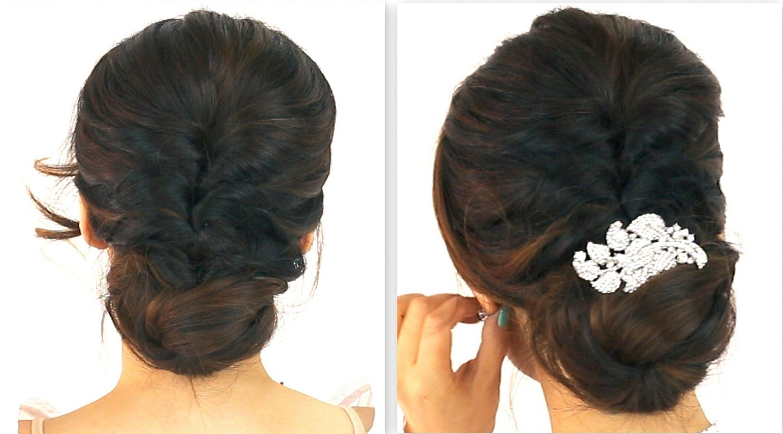 Indian Wedding Party Hairstyles For Short Hair | Hairstyles with Indian Hairstyles For Wedding Short Hair