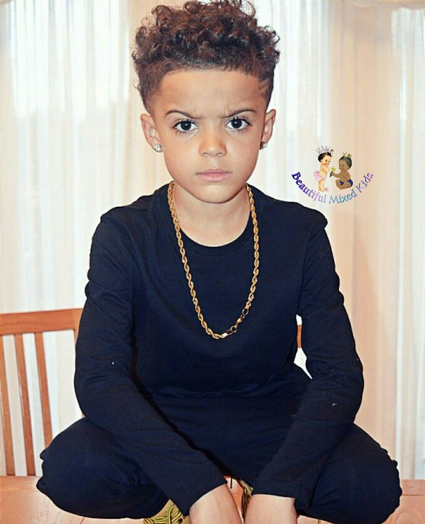 Jay - 8 Years • Jamaican, Welsh & English ❤ | Babies | Cute intended for 10Yr Old Hair Cuts For Mexican Boys With Loose Curly Hair