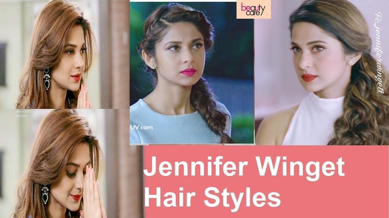 Jennifer Winget Hairstyle In Beyhadh | Maya Haircut with Jennifer Winget Beyadh Hairstyle Name