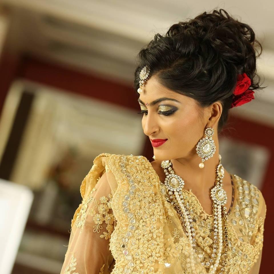 Need Bridal Hair Inspiration We Have You Covered: Indian Bridal Hair Nairobi