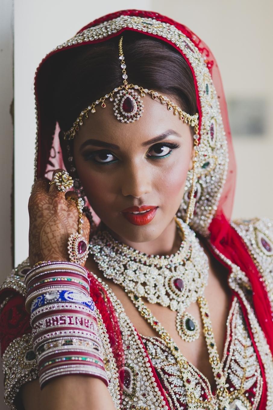 Lajeen Artistry: Versatile Indian Bridal Hair & Makeup throughout Indian Hair And Makeup Melbourne
