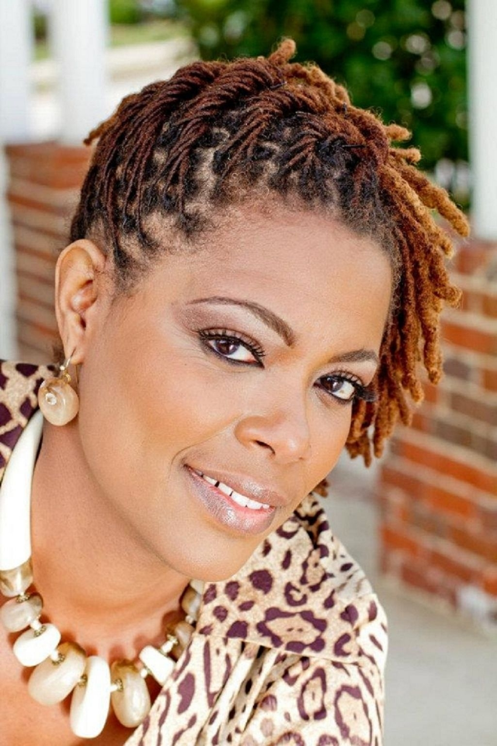 Locks Hairstyle For Weddings - Google Search   Lock with regard to Short Hairstyles For Locs