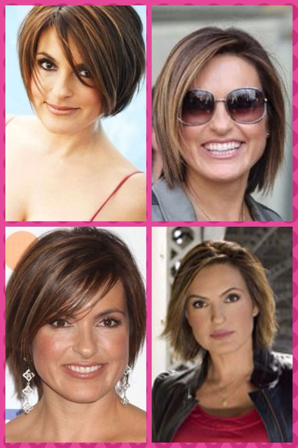 Pin On I'd Do This With My Hair with regard to Olivia Benson Short Hairstyles