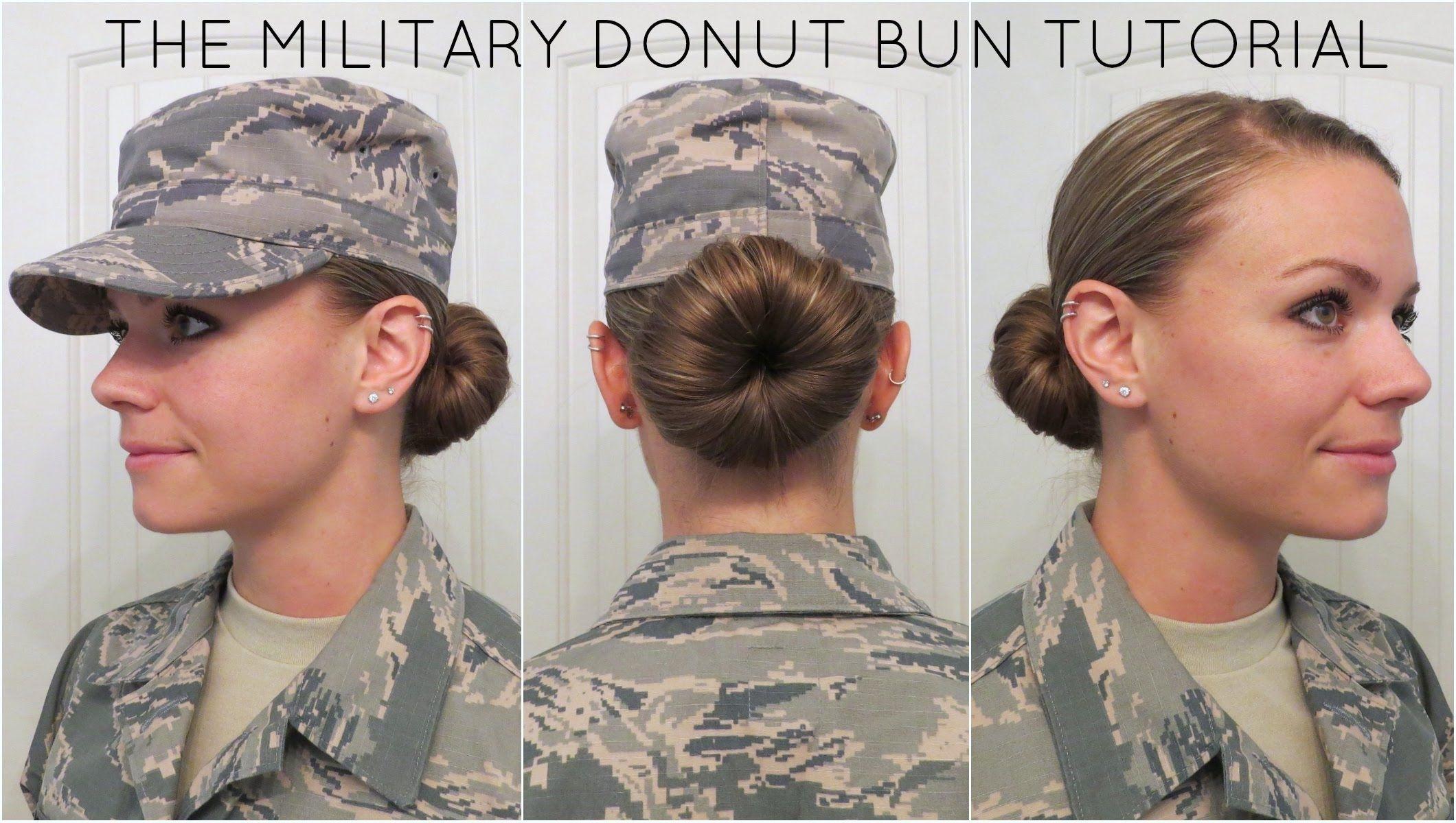 Cute Short Military Hairstyles For Women - Wavy Haircut