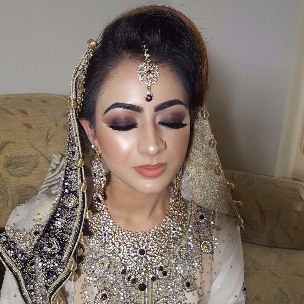 Professional Asian/indian Hair And Makeup Artist In in Indian Hair And Makeup Birmingham