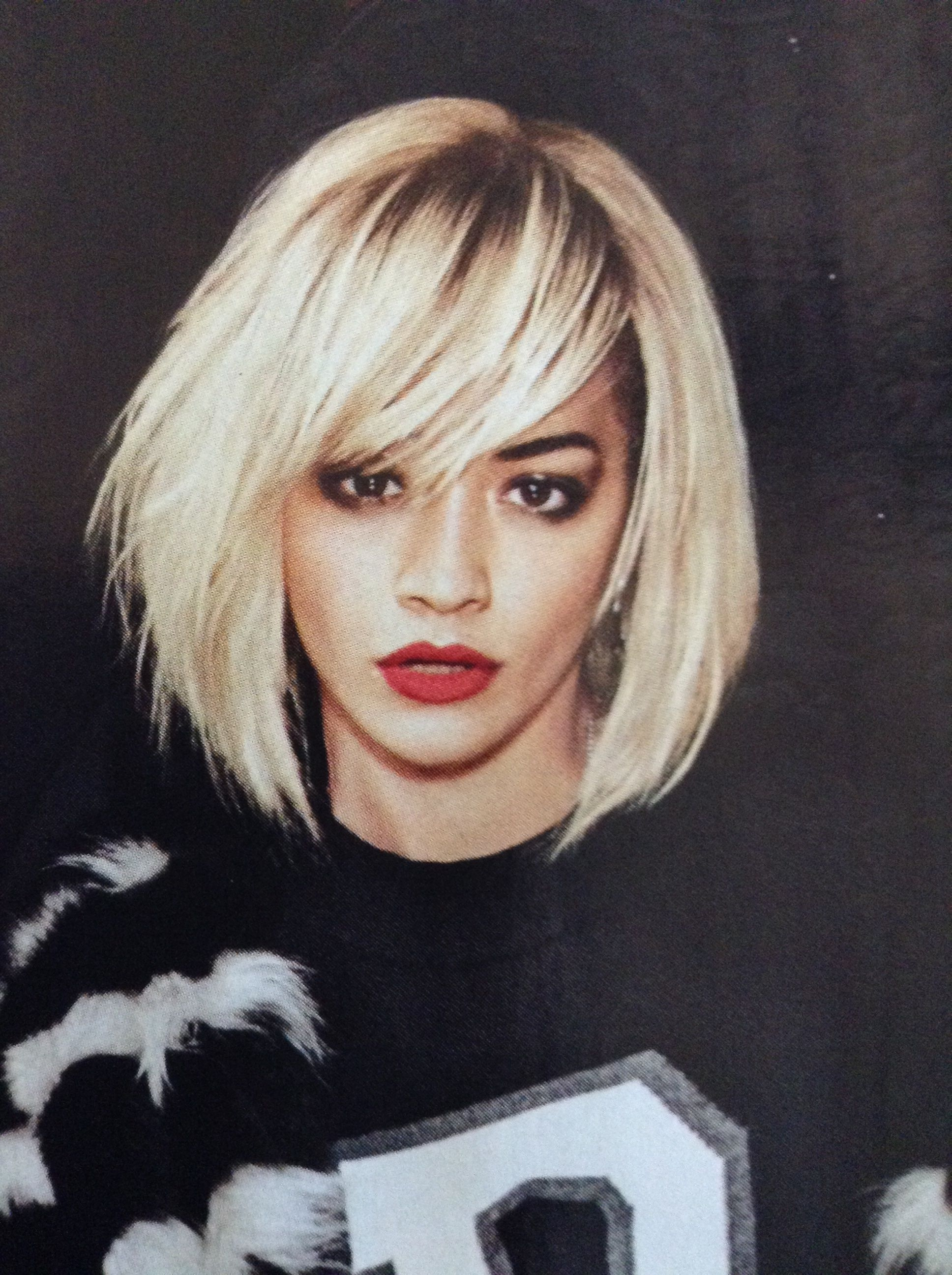 Rita Ora. Hair And Makeup Perfection. | Cheveux | Cheveux throughout Rita Ora Court Hair