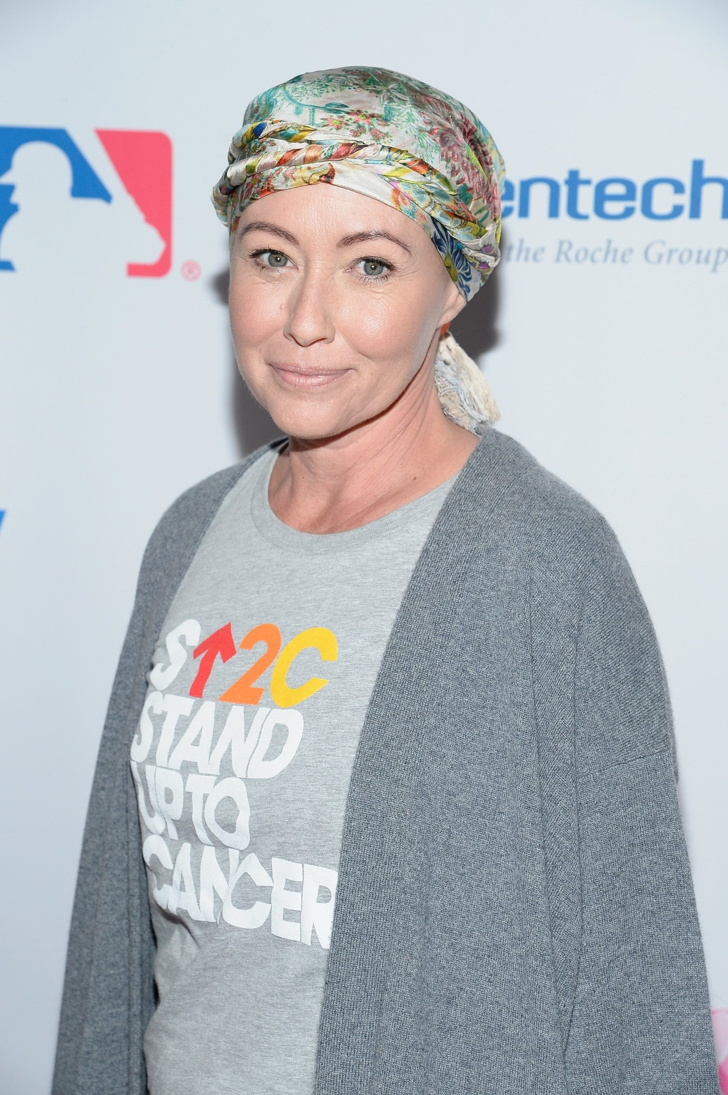 Shannen Doherty Has A Pixie Cut After Chemotherapy - Simplemost regarding Pixie Cuts For Chemo Patients