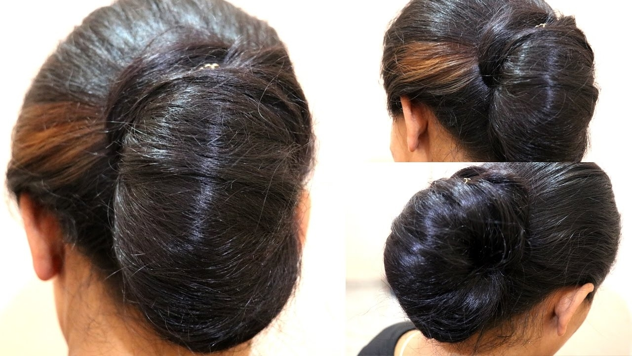 Indian Hairstyle Juda Video - Wavy Haircut