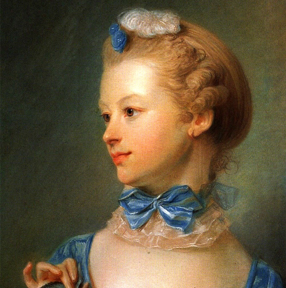 Male Hairstyles 18th Century Wavy Haircut