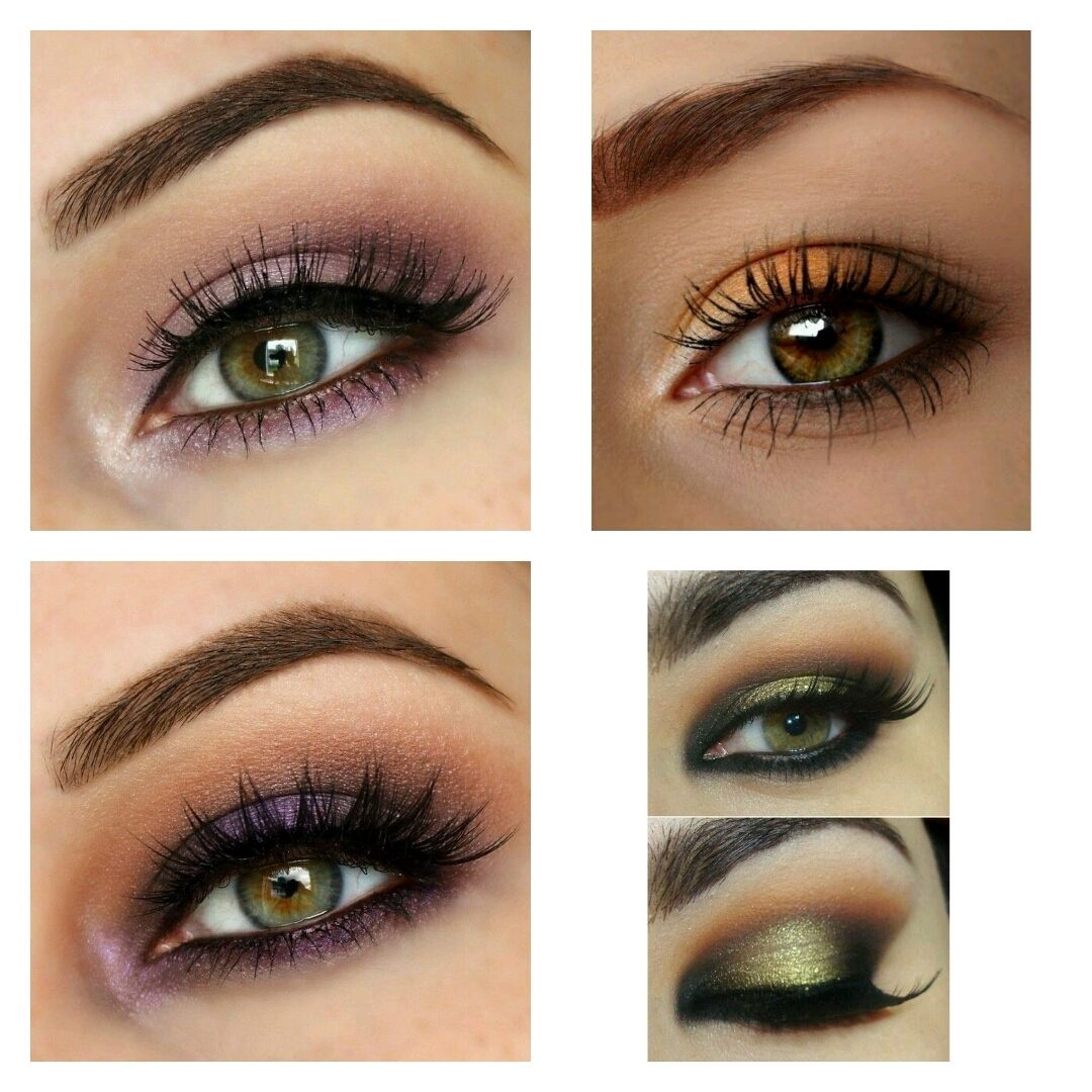 The Perfect Eyeshadow For Your Eyecolor – Tanyalena for What Colour Eyeshadow For Hazel Green Eyes