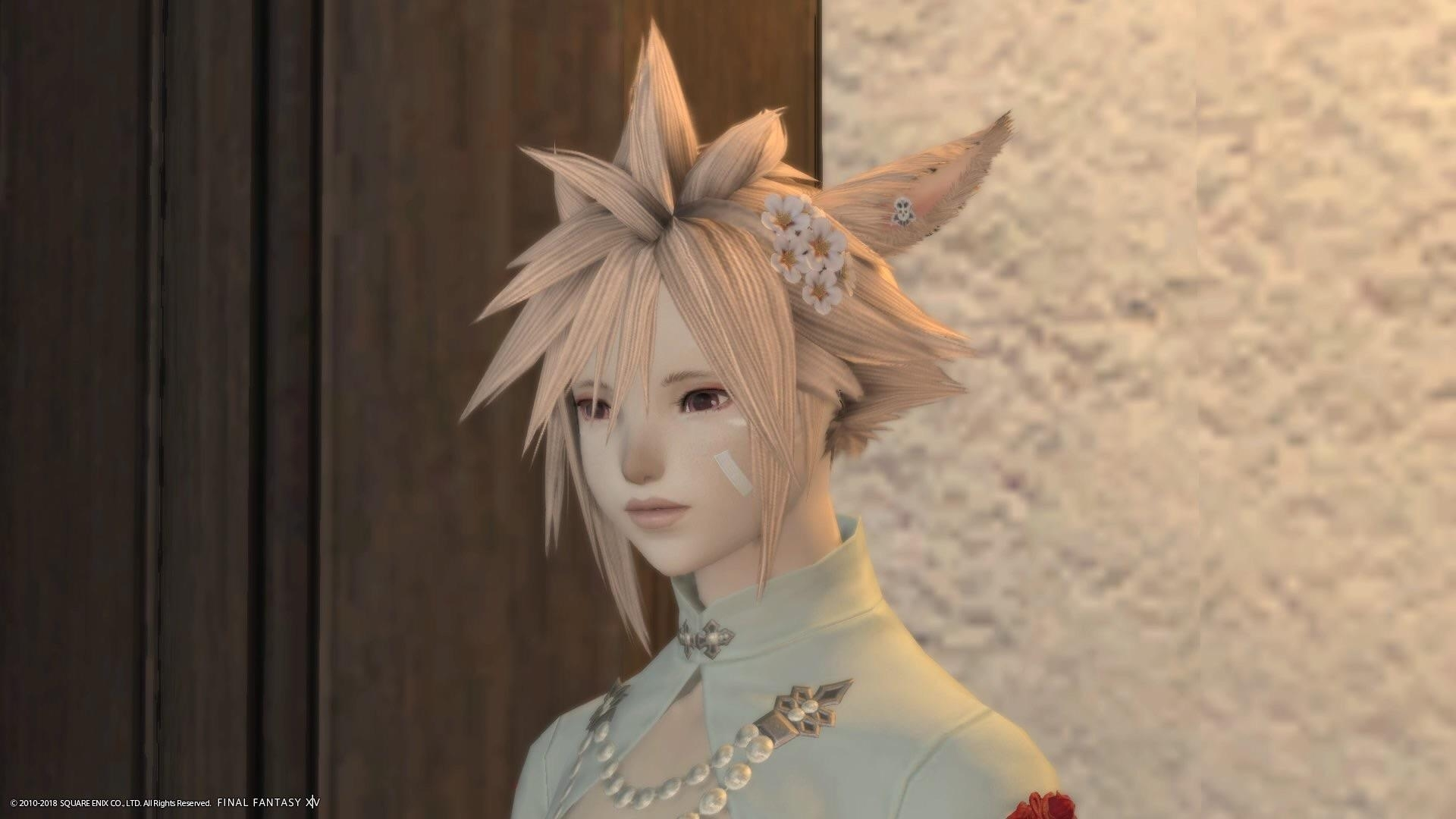 The Strife Art Contest Hairstyle Is Being Sent Out! : Ffxiv with Final Fantasy 14 Haircut