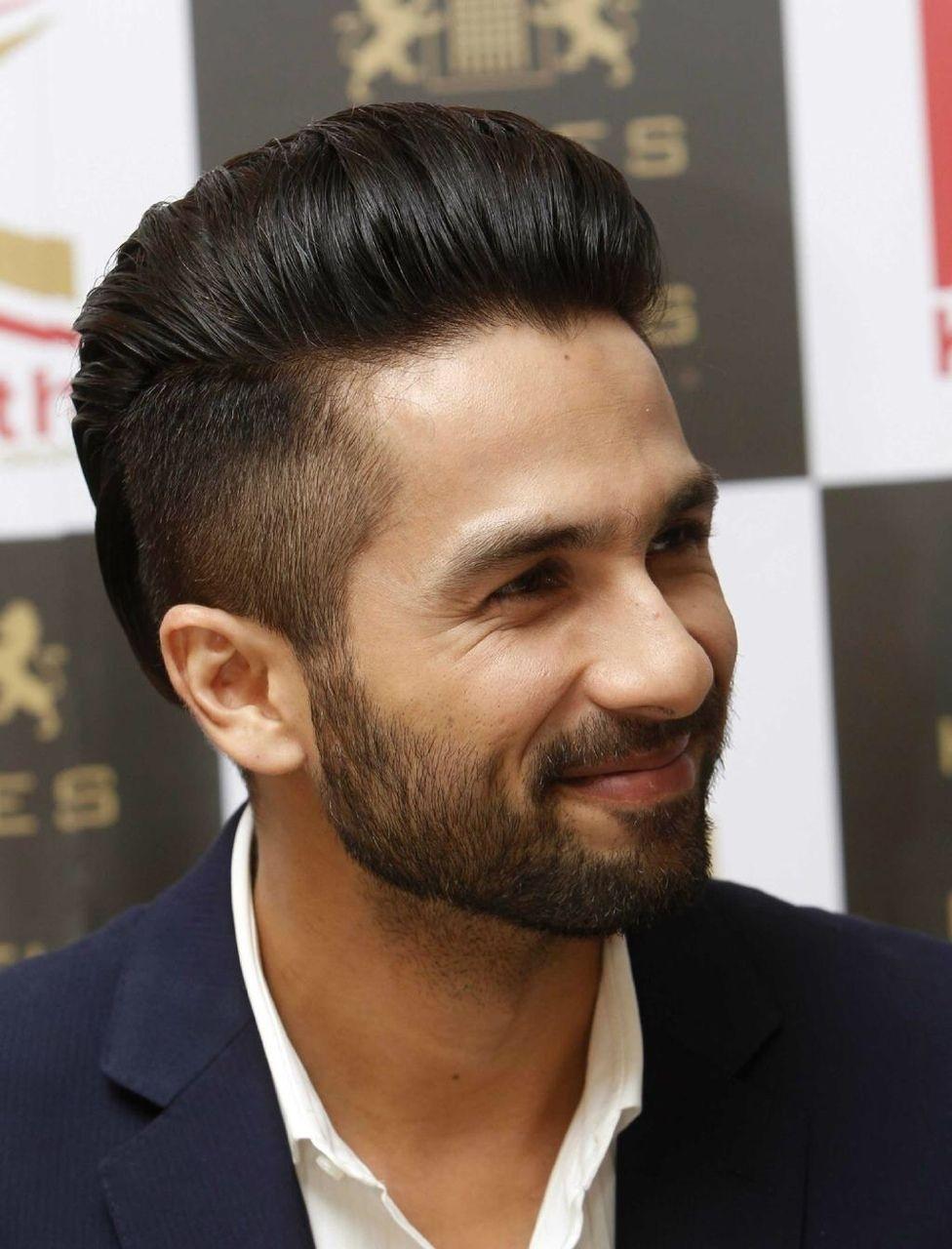 Indian New Hairstyle Mens Pics - Wavy Haircut