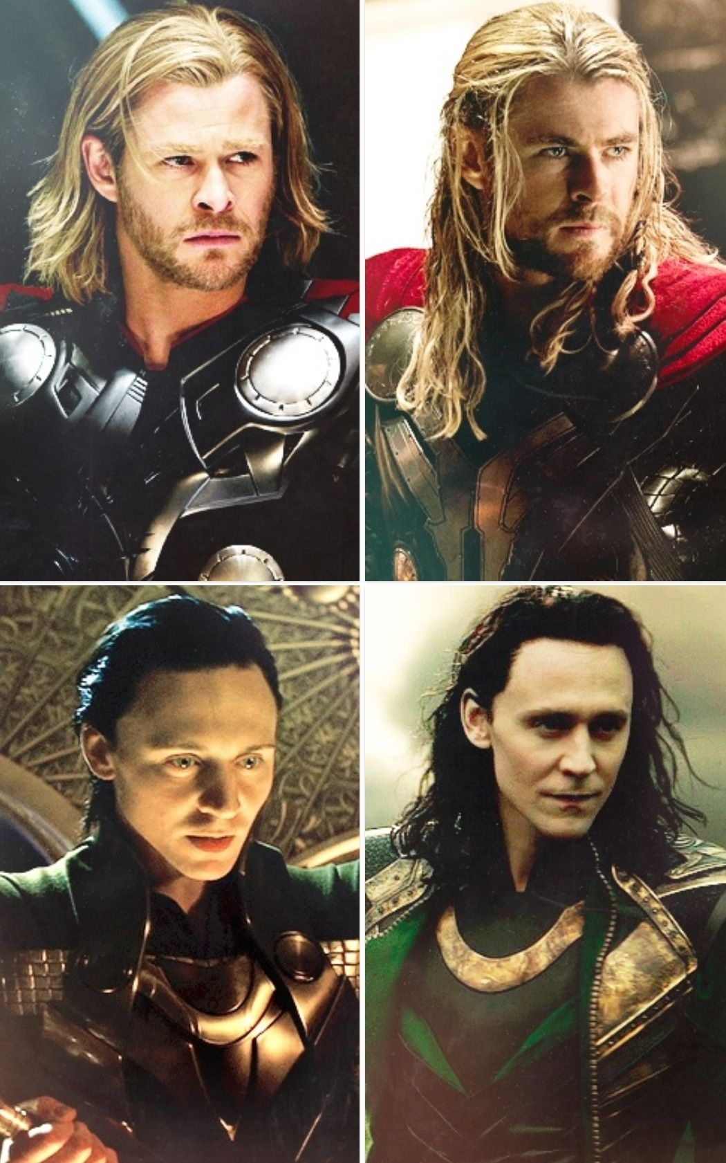 Thor Loki Haircut Fanfic Wavy Haircut