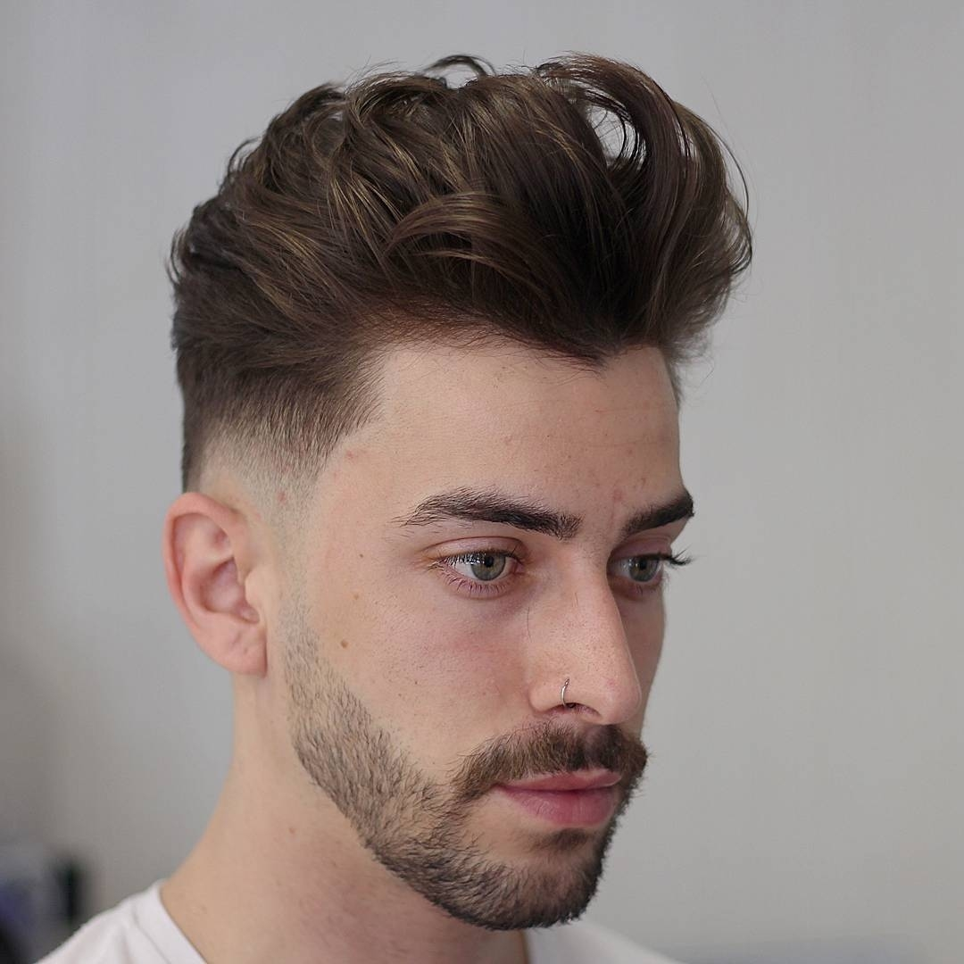 Top 100 Men's Haircuts + Hairstyles For Men (September 2019 with regard to Man Hair Stayle Image