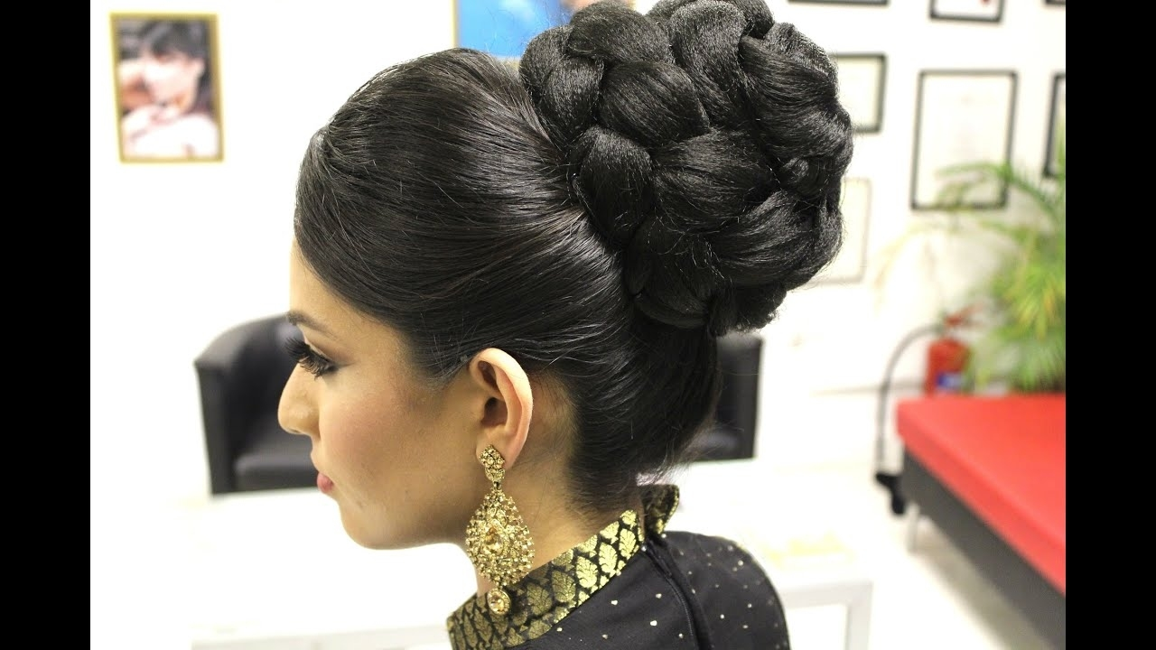 Indian Bridal Hairstyle Video Download - Wavy Haircut