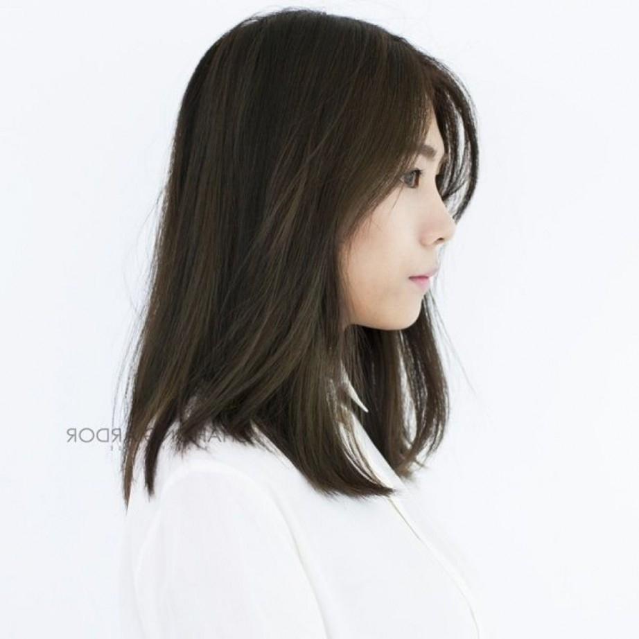 Unique Medium Hair Asian - Razanflight regarding Asian Hairstyles Medium Length