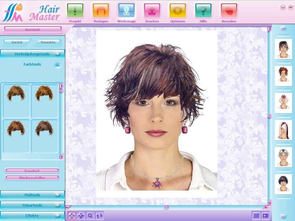 Virtual Hair Color Simulator | Hair Fun | Virtual Hairstyles with Virtual Try On Hairstyles Free