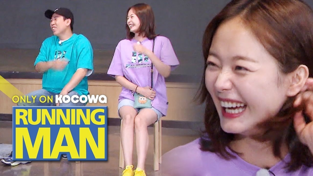 """come Here, Se Chan"" Jeon So Min Starts Joking! [Running Man Ep 463] with Jeon So Min Short Hair Running Man"