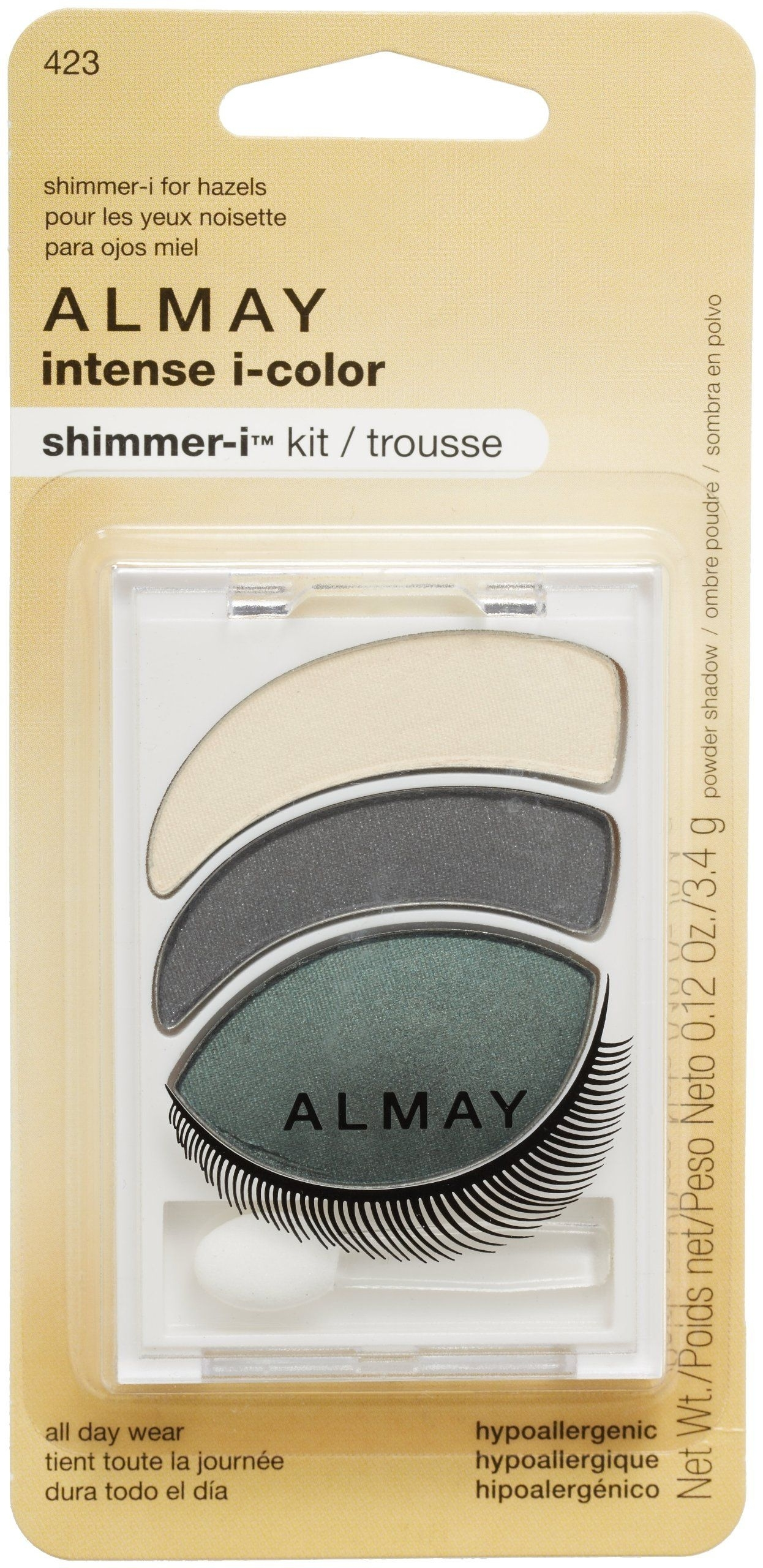 Almay Intense Icolor Shimmeri Kit Hazel >>> Details Can Be regarding Almay Intense I-Color For Hazel Eyes