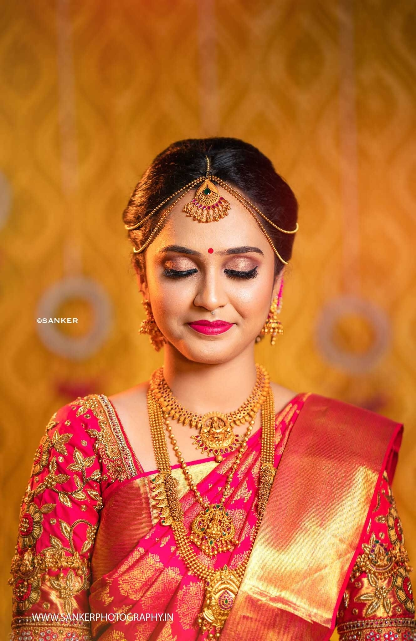 An Artfully Shot Wedding That We All Need To Check Out pertaining to Malaysian Indian Bridal Makeup Pictures