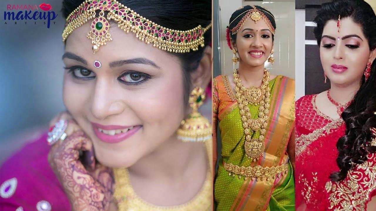 Best Hd Bridal Makeup Artist In Chennai, Tamilnadu High inside Bridal Makeup Pictures In Tamilnadu